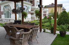 Дизайн ландшафта в голландском стиле – дорожки, водоемы, клумбы и мебель